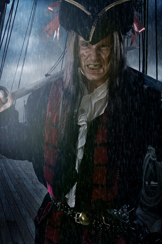 piratkongen - Reklamefotografi