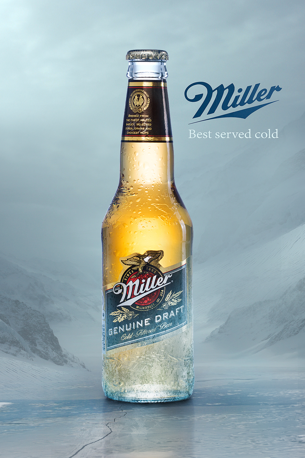 Miller - best served cold