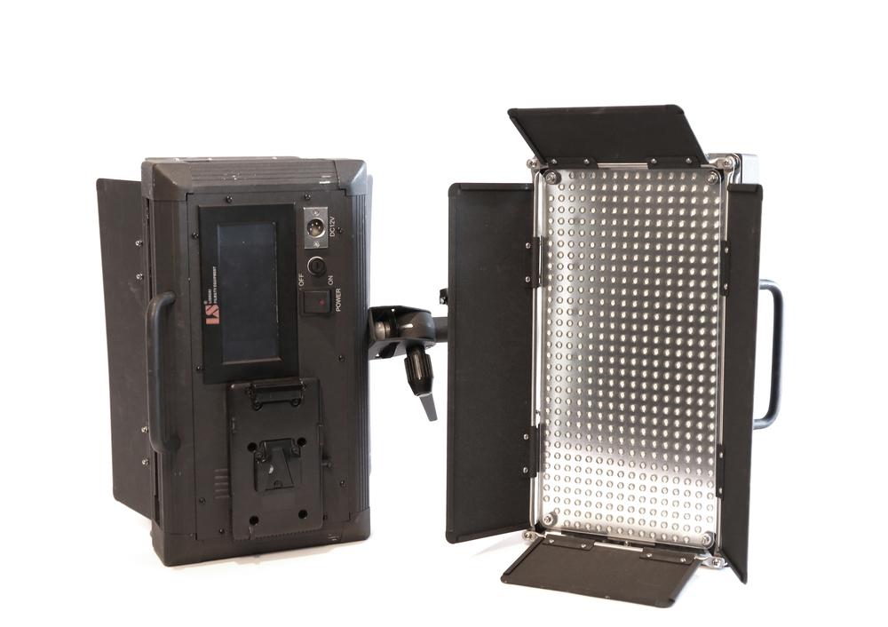 2x LS LED 500 avsl Lamper