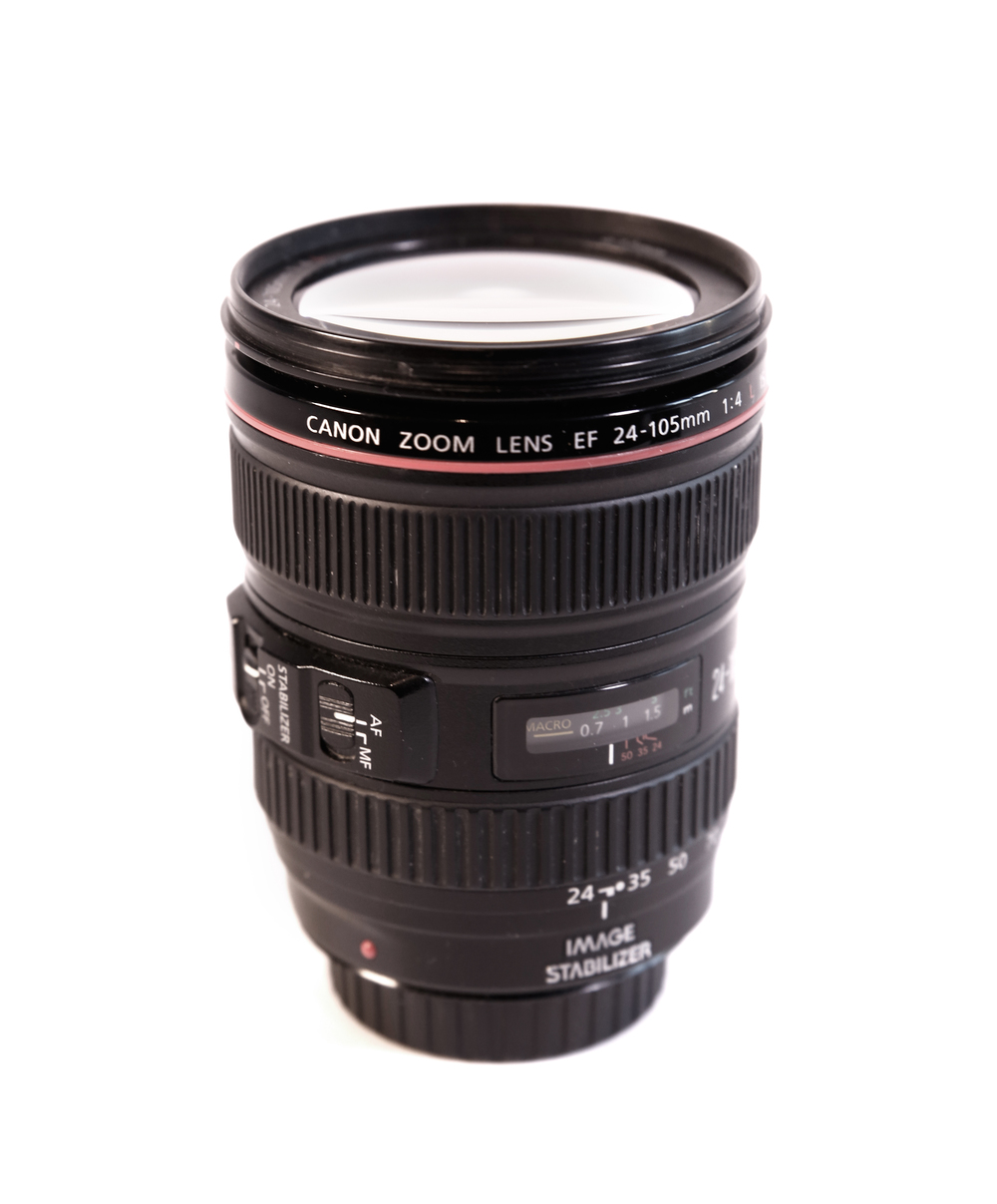 Canon 24-105 4.0 L IS USM
