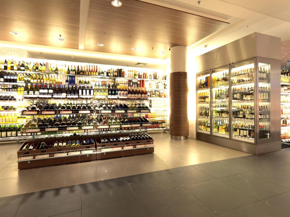 Billa Corso – moderne Einkaufserlebnis