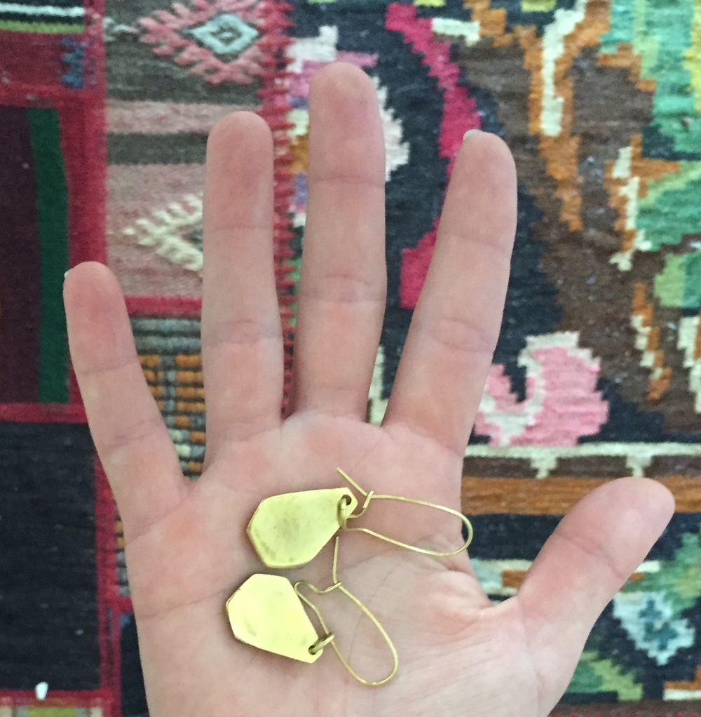 A quick inspection will save much heartache - because earrings are mates for life.