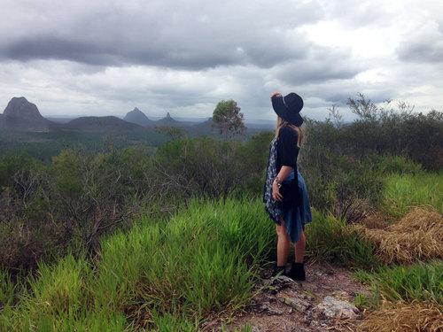 Katie Glasshouse Mountains