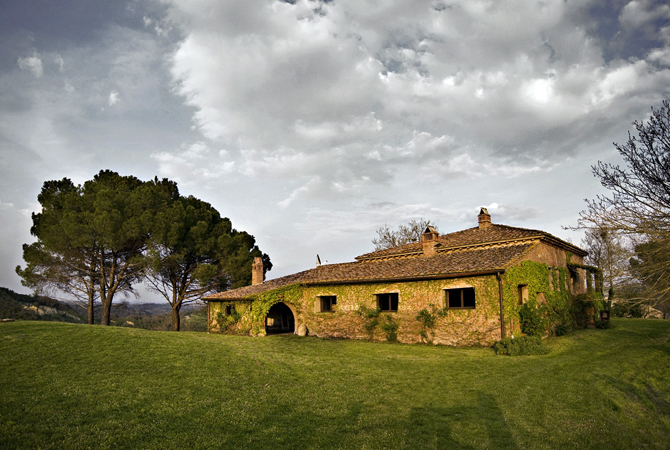 LE TROSCE house