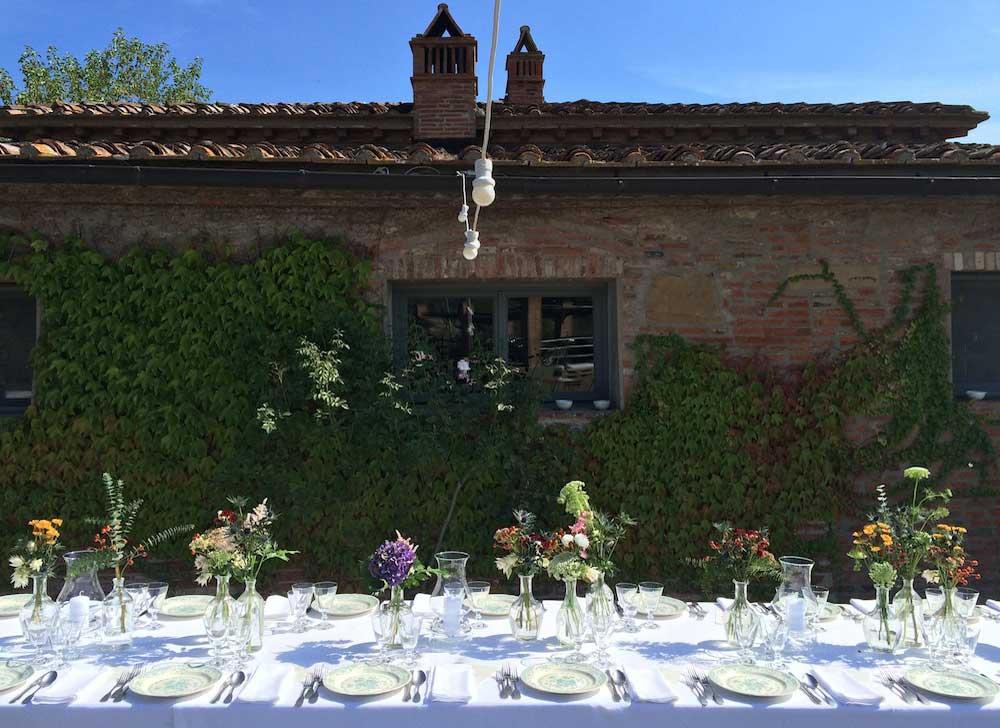 Eventi - Matrimoni e feste nella campagna Toscana