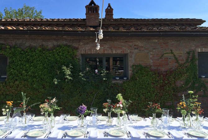 Events - Make Barbialla Nuova the perfect place for your special days