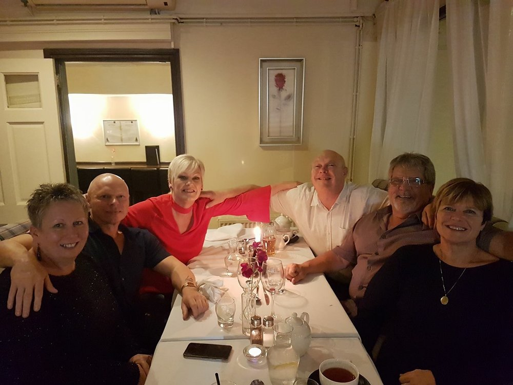A great night out at the Lincolnshire Game Evening -