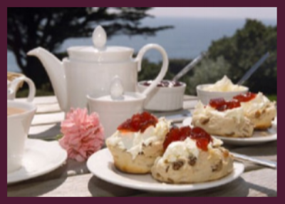 Afternoon tea available daily 2~6pm  (pre-bookings only)