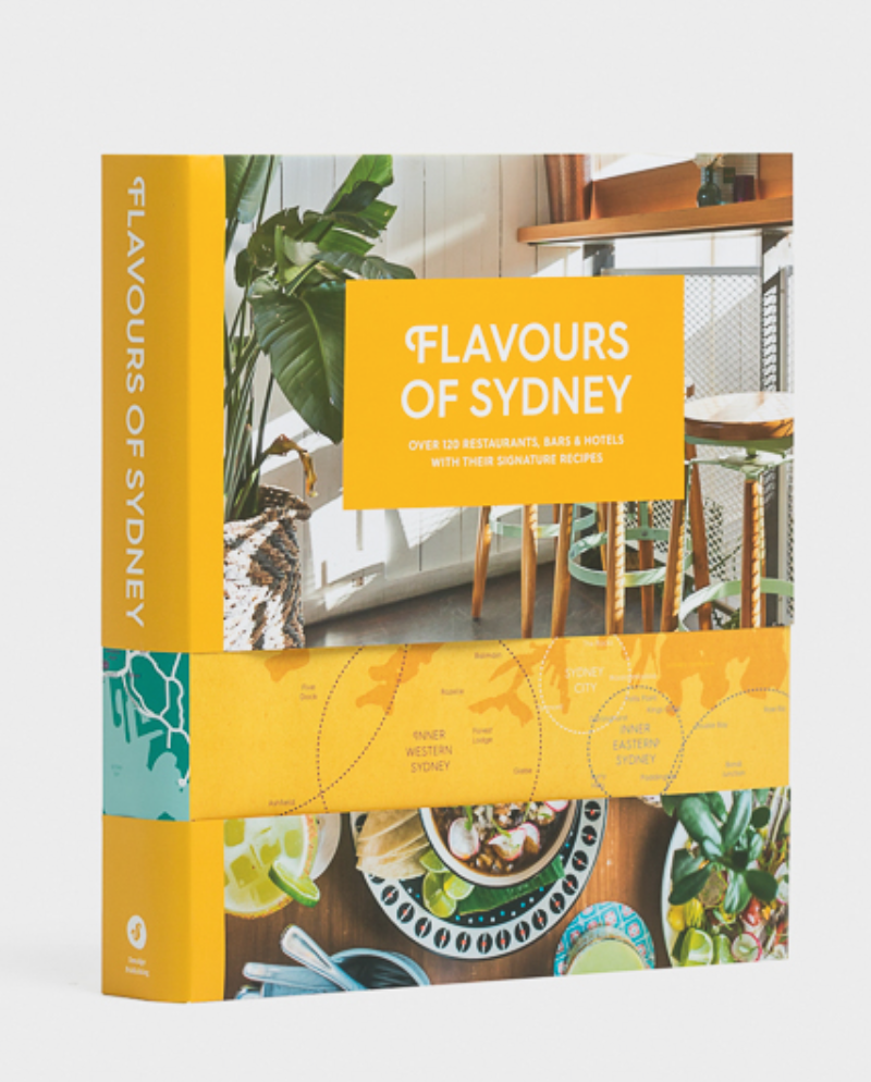 Flavours of Sydney II, Publisher Smudge Publishing