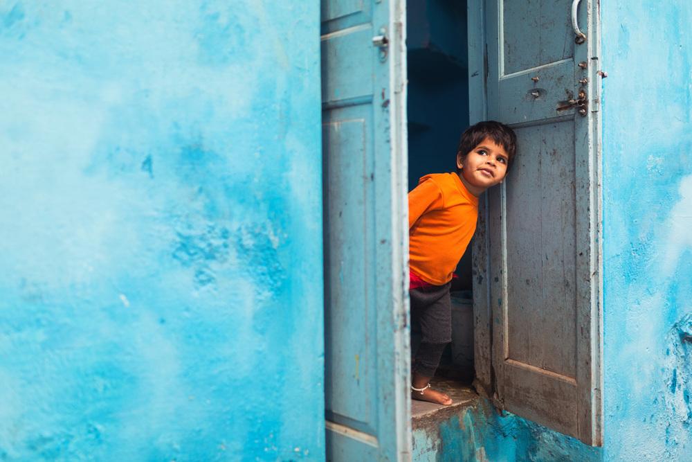 Boy in Udaipur (India) - Copyright: Daniel Hofmann