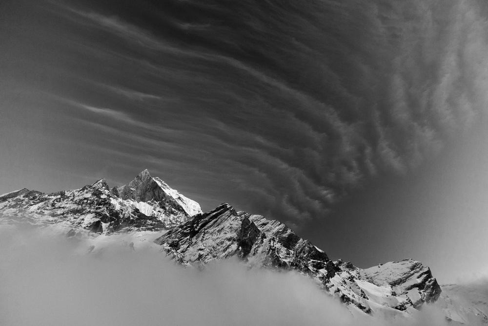 Machhapuchhre in the Annapurna Region (Nepal) - Copyright: Daniel Hofmann