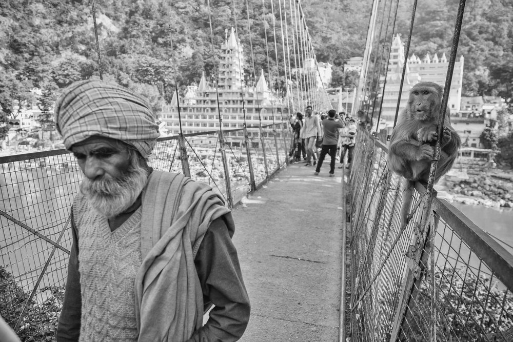 Photography from Rishikesh India