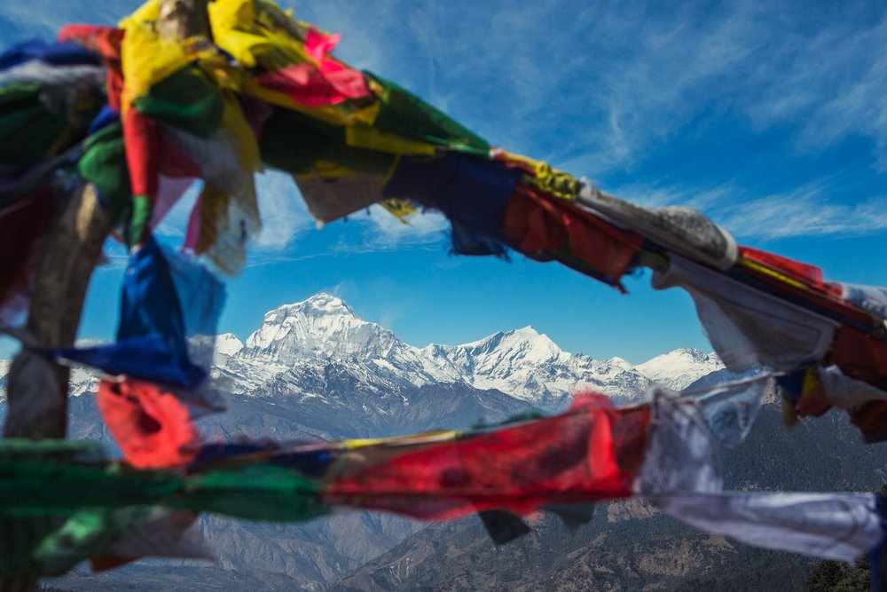 Photography from the Annapurna Region Nepal