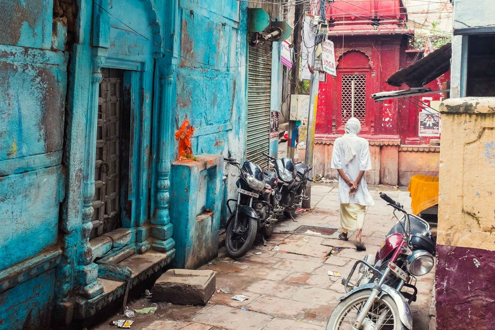 Photography from Varanasi India
