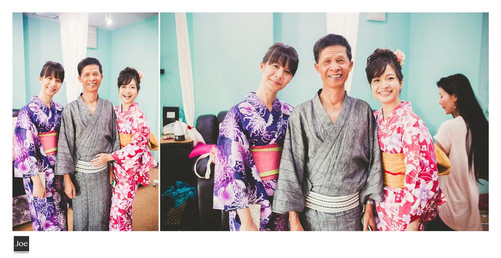 這裡和服和浴衣款式看似不多,但圖樣和色彩夠搭配沖繩了😎