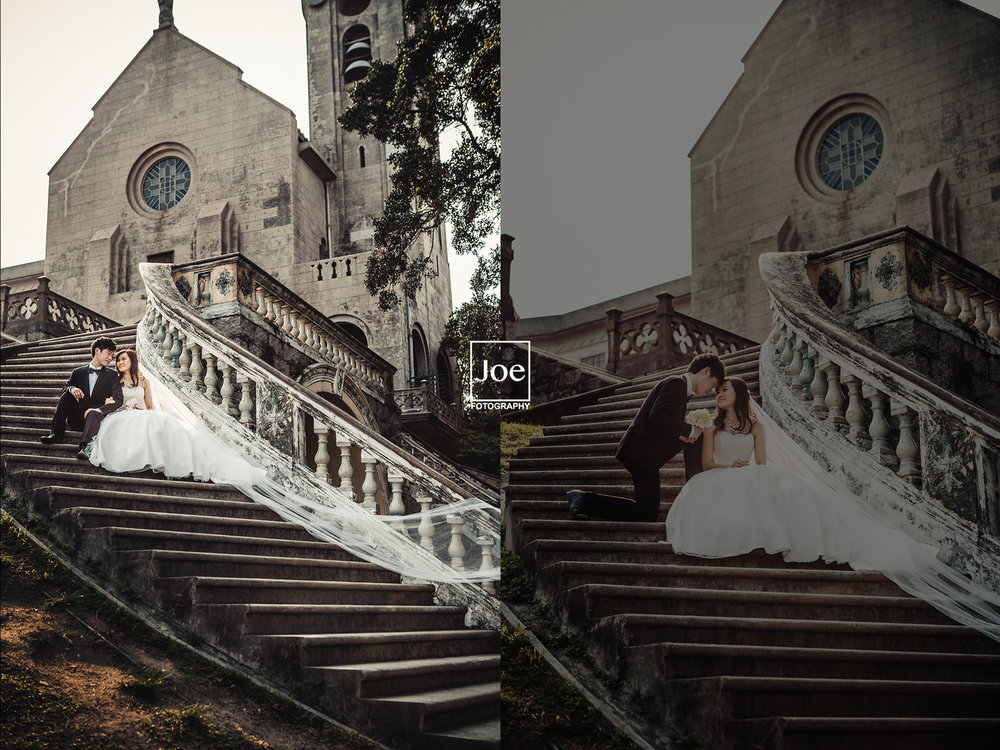 澳門西望洋聖堂(主教山)