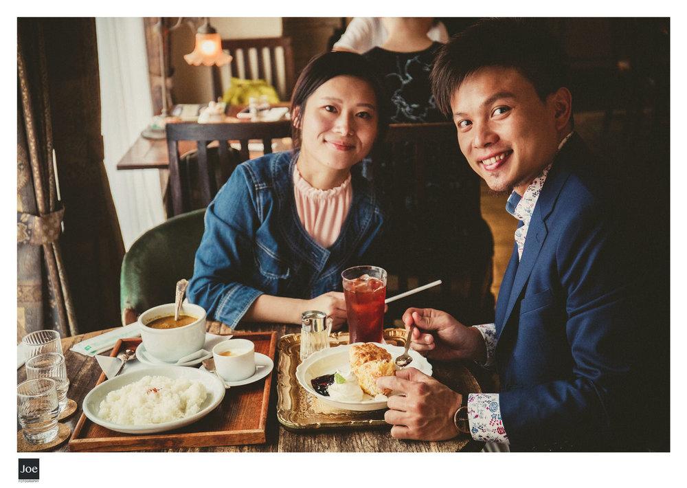 還有咖哩飯,有種獨特的香料味,清爽的湯汁口感,是會讓人整碗喝掉的,令人滿足。