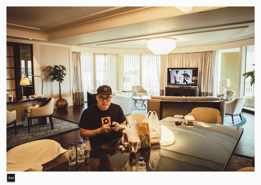 ROYAL SUITE (四季酒店皇家套房)