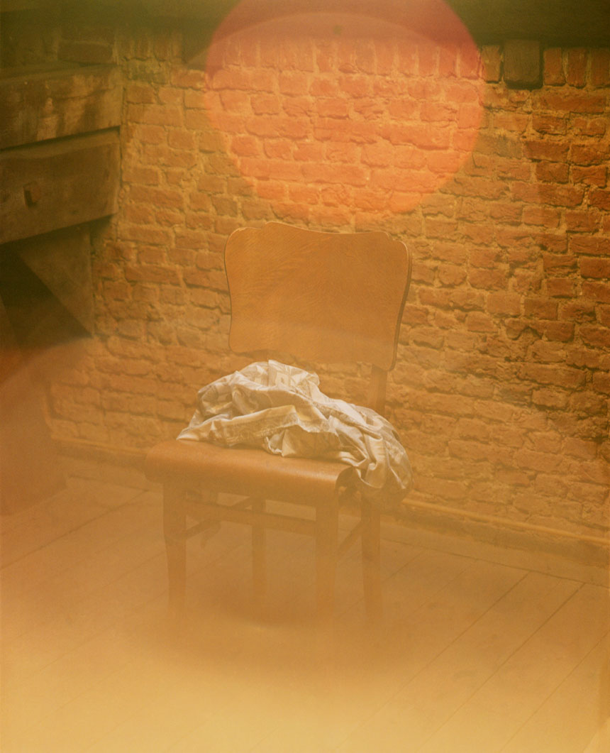 Chair, Borgerhout, January 2017      Eva Vermandel