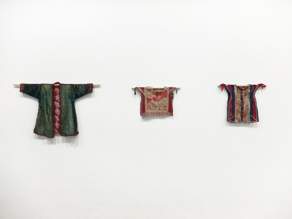 TURKMEN AND UZBEK CHILDREN'S CLOTHES