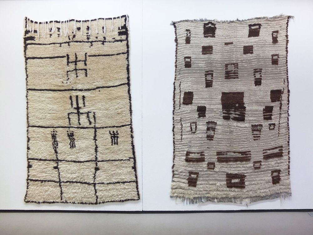 TEXTILES FROM THE ATLAS MOUNTAINS