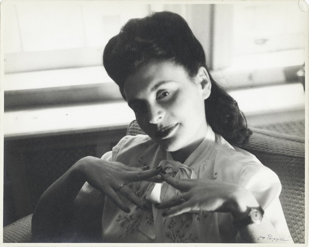 My Mother, Helena Segall, 1947.jpg
