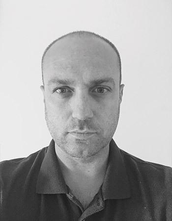 Aiden Jones - Technical Director