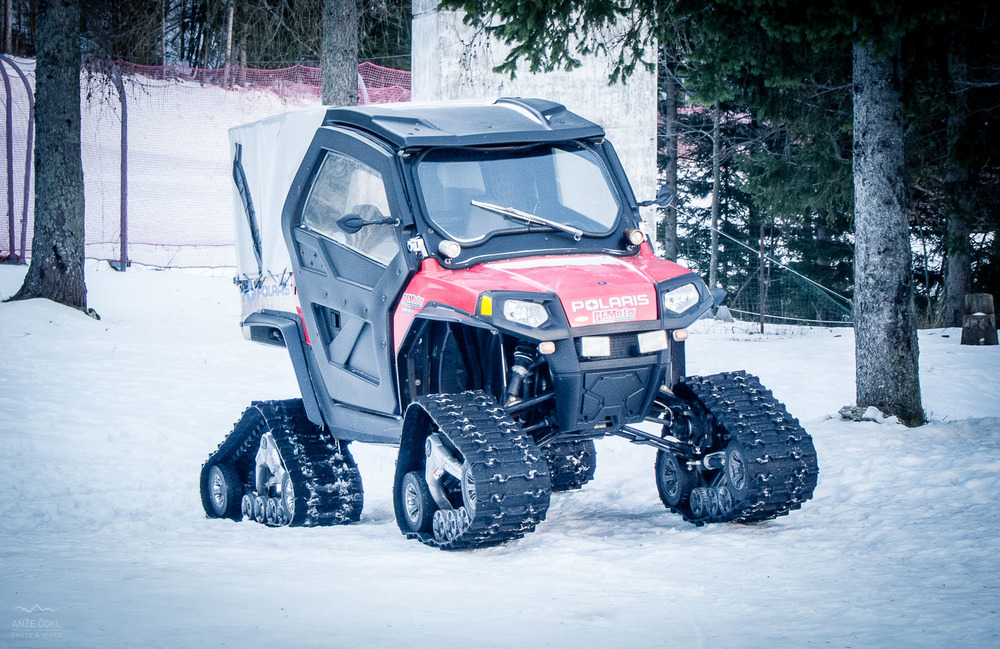 Najboljše sredstvo za vožnjo po snegu!