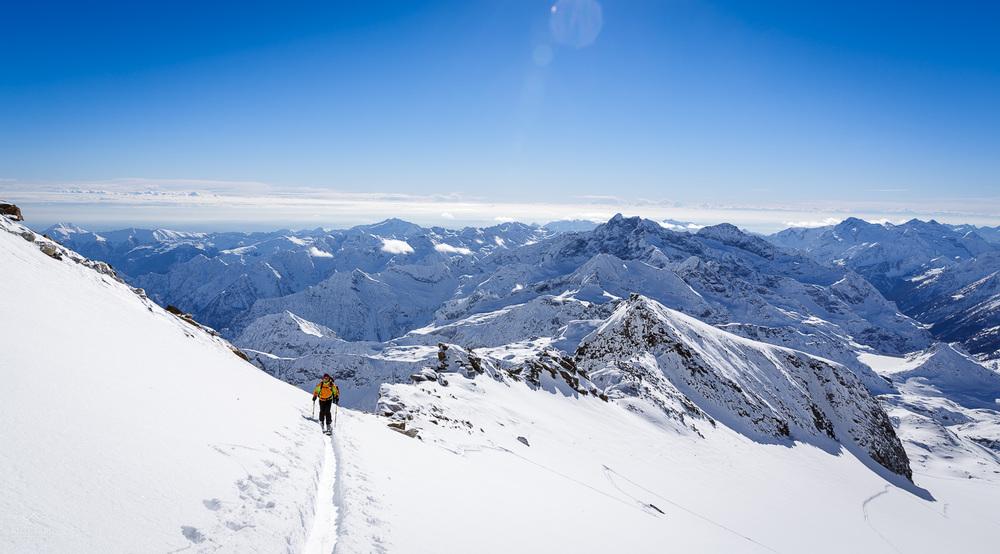 Fantastični razgledi na Alpe