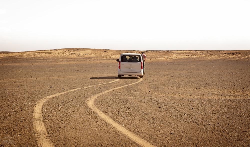 Avantura se prične tam, kjer se poti in ceste končajo!