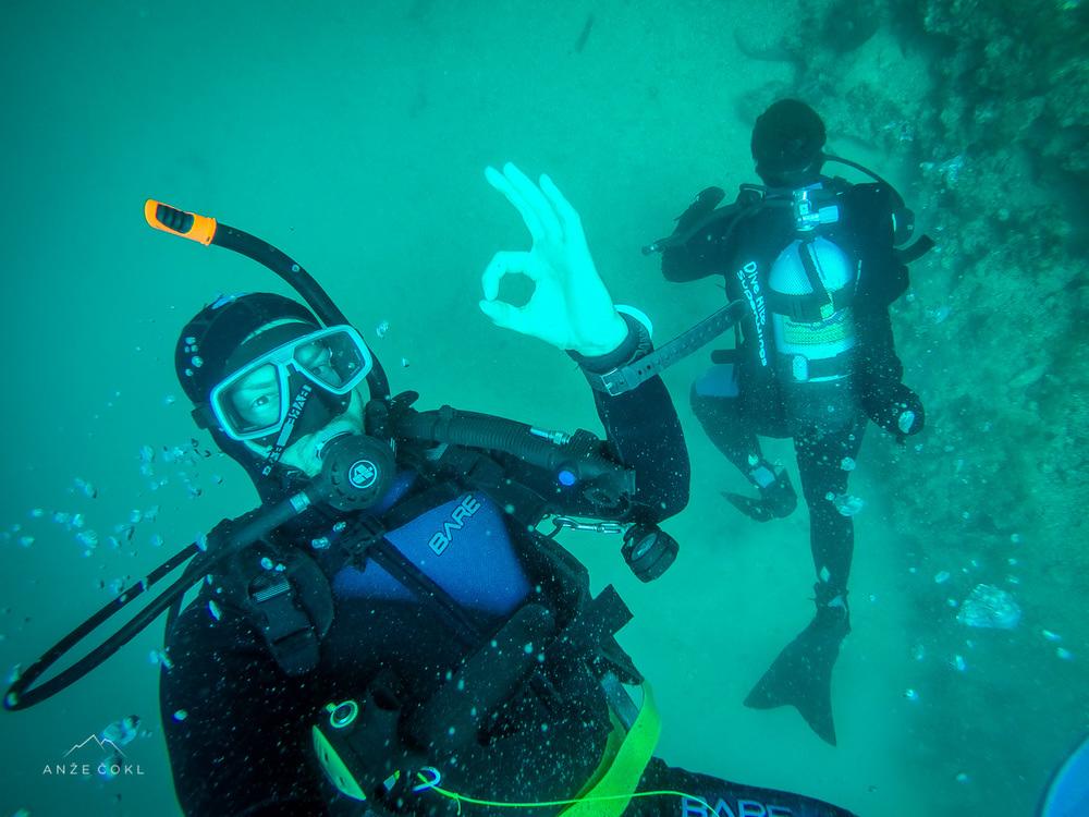Z Romanom iščeva morske deklice.