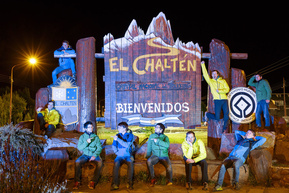 Saying goodbye to El Chalten!