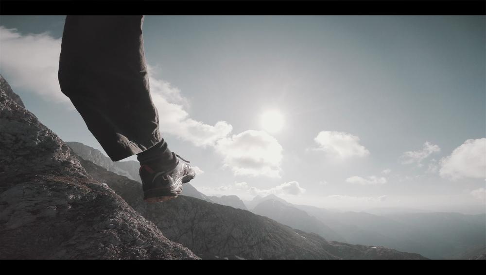Hiter sestop v dolino po zraku. Smisel letenja z gora!