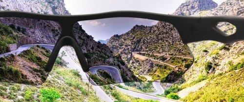 Kako pomembno je v gorah dobro videti?