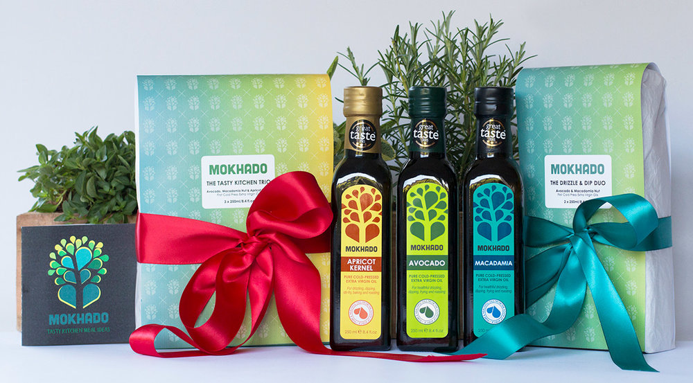 Mokhado Vegan Vegetarian Foodie Gift Ideas