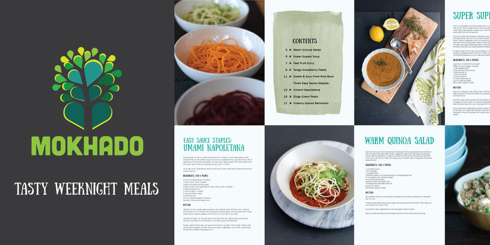 Tasty Weeknight Meals - Download ebook - dinner ideas part of the Fresh Start Series