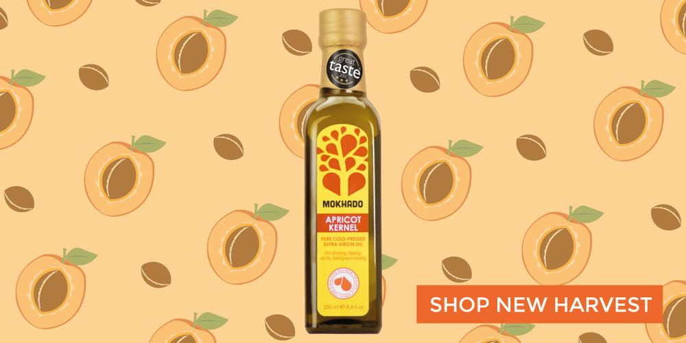 Copy of Apricot Kernel Oil - New Harvest Now Available