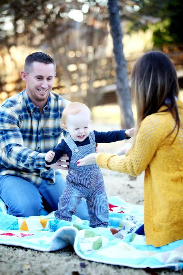 Photo courtesy of breastfeeding family, the lewis'