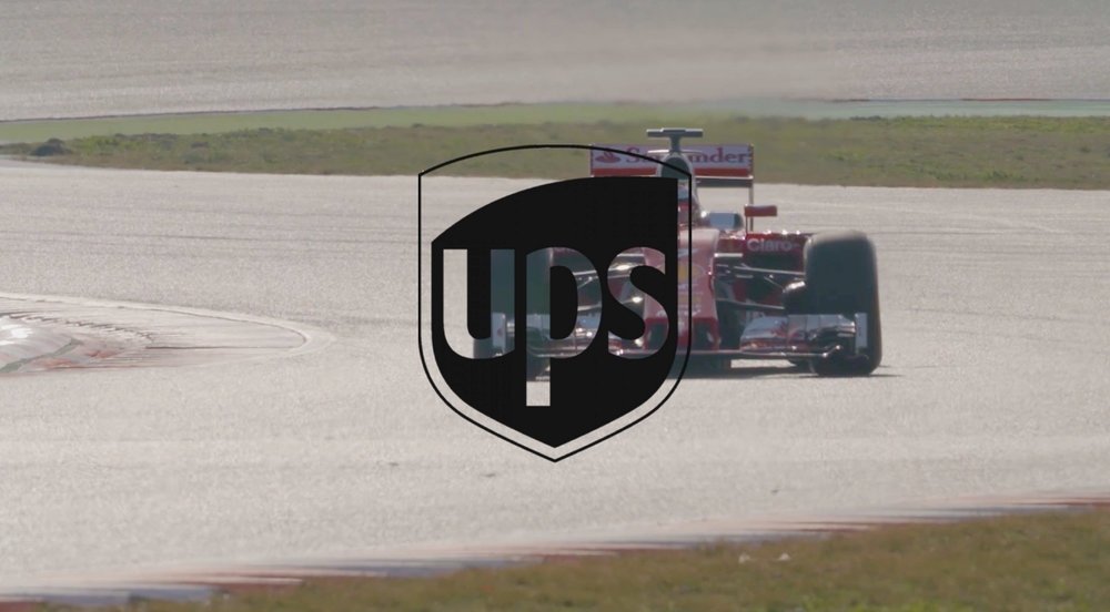 UPS & Scuderia Ferrari – Behind The Scenes – Testing