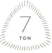 7 Ton Co. | Graphic Design + Branding | Letterpress | Asheville, NC