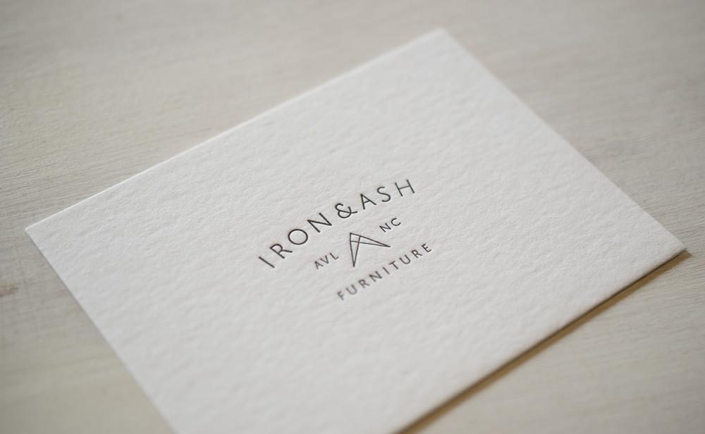7 Ton Co. - Iron & Ash logo design