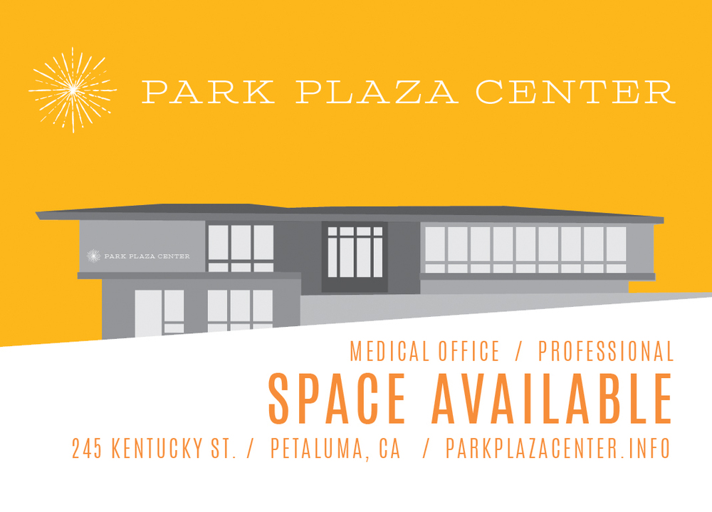 Park Plaza Center Postcard Design