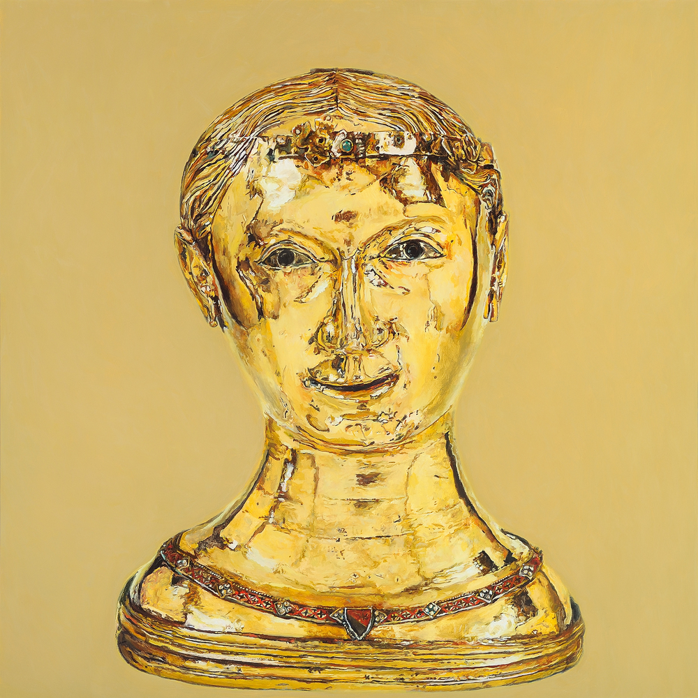 St Thecla, Bust Reliquary from the Upper Rhineland, 2010 (2)