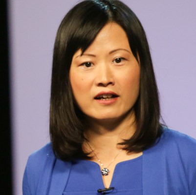 "Helen Yu, GM Global Prof Services, Marketo talks ""Developing Gratitude"""