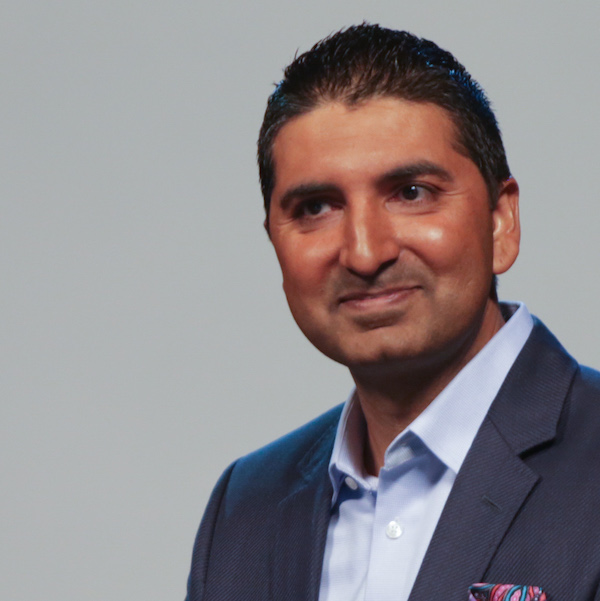 """Sunil Bagai, Founder & CEO, Crowdstaffing talks """"The Exponential Organization."""""""