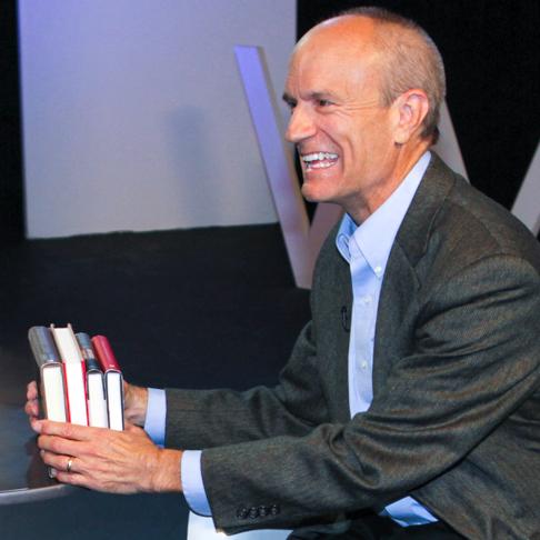 "Paul Brubaker, Sr. HR Executive talks ""Creating a Winning and Fun Culture."""