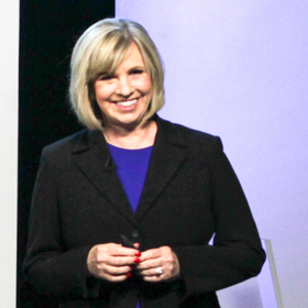 "Kathy Hardy, President & Co-Founder, YUPRO, talks ""Finding Great Talent."""