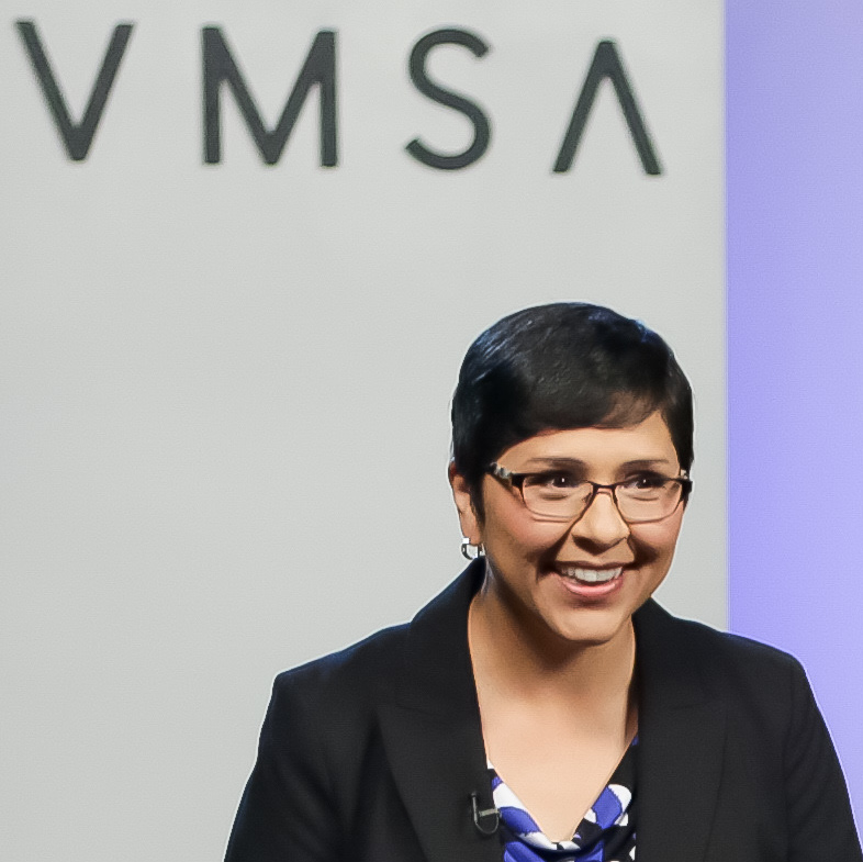 "Maria Jimenez, Sr. Mgr. Global CW, Veritas Technologies talks ""Security issues surrounding worker categories."""
