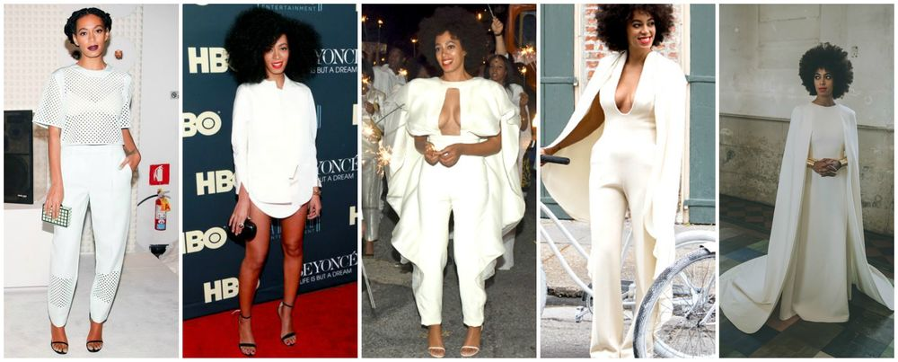 Disclaimer: I do not own photos of Solange. All photos were taken from Getty Images