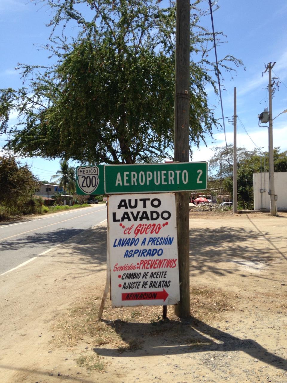 Adios Mexico